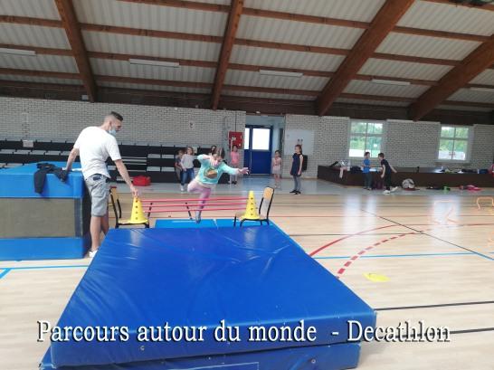 PARCOURS AUTOUR DU MONDE photo 2 DECATHLON