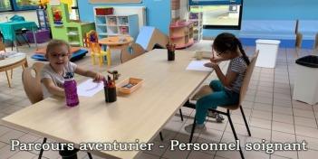 parcours aventurier - personnel soignant