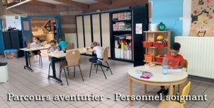 parcours aventuriers - personnel soignant 22