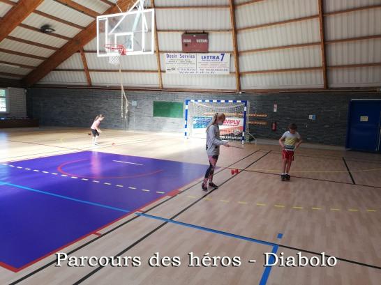 PARCOURS DES HEROS photo 1 DIABOLO