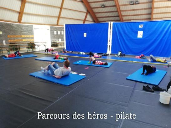 PARCOURS DES HEROS photo 2 PILATE