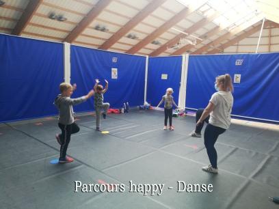 PARCOURS HAPPY photo 3 DANSE