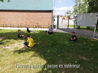 PARCOURS MARIO photo 1 PAUSE EN EXT